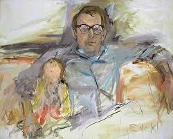 elaine de kooning often eclipsed by her famous husband gets her due willem de kooningwatercolor ideasfigure paintingportrait