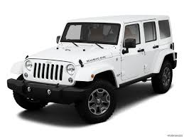 2018 jeep wrangler unlimited 4wd 4 door rubicon front angle view
