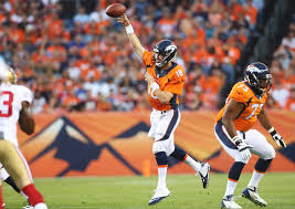 Denver Broncos Qb Rankings Could A Trade Shake Up The Depth