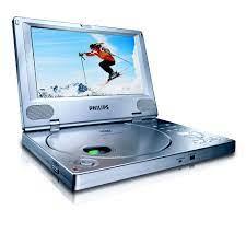 Portatif DVD Oynatıcı PET810/00