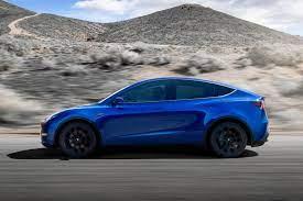 HD 2021 Tesla Model Y wallpapers and ...