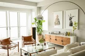 Plants In Living Room Simple Design Ideas