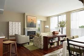 Small Apartment Condominium Interior Design