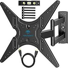 Amazon.com: PERLESMITH TV <b>Wall Mount</b> for Most <b>26-55</b> Inch TVs ...