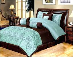 teal brown bedding sets turquoise and brown bedding teal sets newest comforter set king teal and