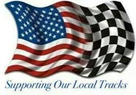 Pin by Priscilla Benson on Dirt Track Girl | Dirt track racing, Nascar  racing, Nascar flags