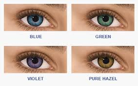 Contact Lenses Colour Chart Freshlook Colors