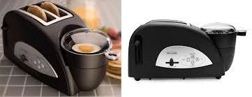 Back to Basics Egg & Muffin Toaster - 4 Minute Breakfast Sandwich!