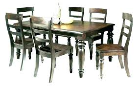 full size of dining table and 8 chairs for uk rattan set oak room round