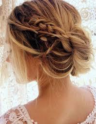 Coiffure Mariage Cheveux Mi Long Boheme Oomfactivewearcom