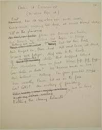 an original manuscript of dulce et decorum est a poem written an original manuscript of dulce et decorum est a poem written by wilfred