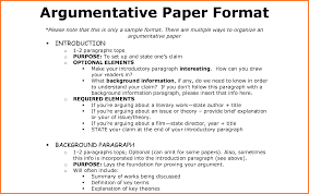 outline format for argumentative essay argumentative essay  6 how to write an argumentative essay outline essay checklist how to write an argumentative essay