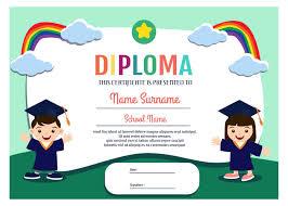 Sample Kindergarten Graduation Certificate Best Of New