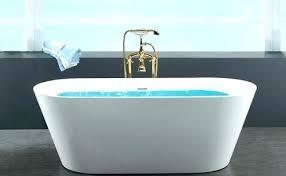 best acrylic bathtub cleaner best acrylic tub cleaner freestanding acrylic tub in white acrylic tub cleaning