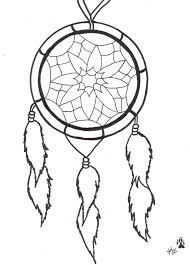 Dream Catchers Sketches Dream Catcher Tattoo Sketch By Atrixwolfx TattooMagz 43