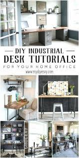 inexpensive home office ideas. Cheap Home Office Ideas Farmhouse Decor For Rustic Industrial  On Pipe Shelves Organization Inexpensive Home Office Ideas D