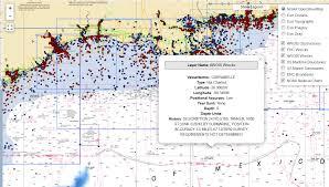 Coast Survey Improves Access To Data On Thousands Of Wrecks