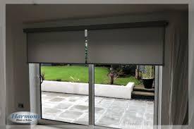 bifold door blinds patio door blinds