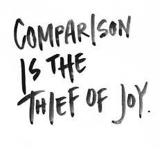 Comparison Quotes Unique Positive Quotes Comparison Is The Thief Of Joy Hall Of Quotes
