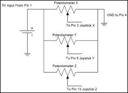 joystick control Western Plow Joystick Wiring Schematic figure 6 schematic circuit diagram of modified configuration