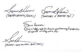 How To Do A Signature Short Point Concerning Signature Examples And Why There Is No Way To