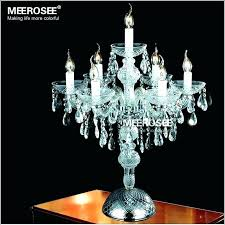 candle chandelier centerpiece crystal centerpieces for weddings tabletop china table stand wed