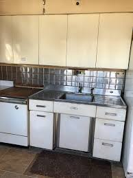 Kitchen Cabinets Philadelphia Pa Extraordinary Levitt Steel Kitchen Cabinets 48th Brand Of Metal Kitchen Cabinets
