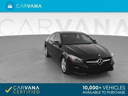 Progressive dynamics from bonnet to rear. 2016 Mercedes Benz Cla Cla 250 Coupe 4d Coupe Black Finance Online For Sale In Atlanta Va Classiccarsbay Com