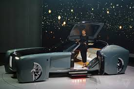 The Rolls-Royce Vision 100 concept is completely, irredeemably ...