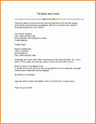 6 Business Letter Block Buyer Resume