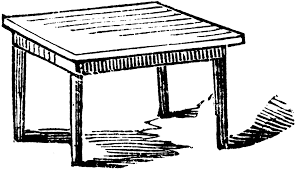 table clipart black and white. table clipart black and white d
