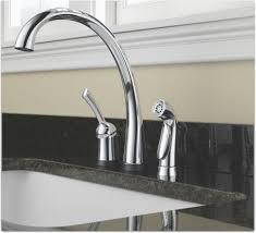 Delta Pilar Kitchen Faucet Delta 4380t Dst Pilar Single Handle Kitchen Faucet With Touch2o