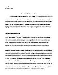 as the main character of the novel things fall apart okonkwo is a page 1 zoom in