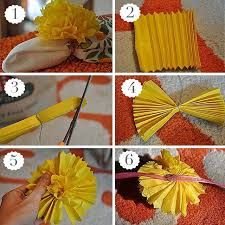 How To Make Tissue Paper Balls Decorations Interesting 32 Tissue Paper Pom Poms Guide Patterns