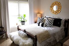 ... Lovely Small Guest Room Ideas And Small Bedroom Design Ideas With  Coolest Small Guest Bedroom Decorating ...