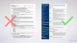 Creative Resume Template Word Sarahepps Com