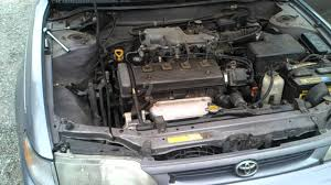 97 Toyota Corolla Front motor mount - YouTube