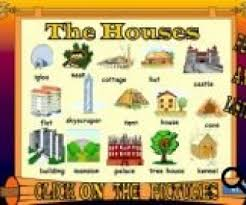 different types of houses types of houses powerpoint presentation