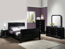 Black Marble Bedroom Set Unbelievable Louis Philip Youth 4 Piece In Finish  By Home Ideas 1