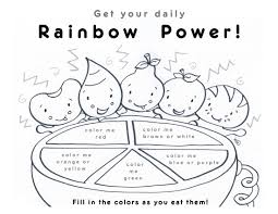 Small Picture Healthy eating colouring pages page 2 coloring sheets 4 coloring