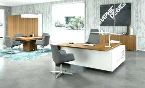 contemporary glass office furniture. Modern Glass Office Desk Glamorous Compact . Contemporary Furniture