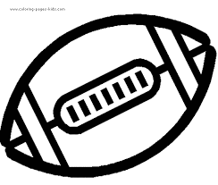 Free interactive exercises to practice online or download as pdf to print. Free Rugby Ball Coloring Pages For Kids