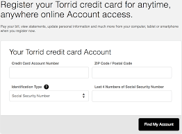 Have your torrid credit card number and your checking account and bank routing numbers to complete the process. Torrid Credit Card Review Guide In2020 Apply Now Creditcardapr Org