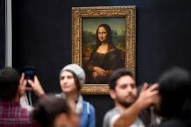 La Gioconda di Leonardo da Vinci andrebbe spostata dal Louvre