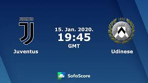 Juventus Udinese risultati, diretta streaming e pronostico ...
