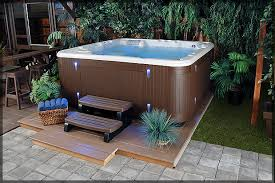 patio ideas with hot tub. Exellent Ideas Incredible Small Backyard Hot Tub Ideas Patio Back Yard  In With