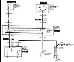 2000 ford windstar 3 8 will not start have new starter alternator graphic