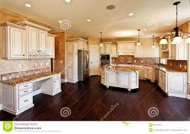 Huge New Kitchen And Dining Room Royalty Free Stock Image Image - Huge kitchens