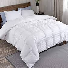 cal king down comforter. Plain Down Puredown Down Comforter Stripe White Cotton Shell 500TCKingCal King Inside Cal Comforter O