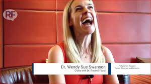 Chats with Russ - Dr. Wendy Sue Swanson - Russell Faust, MD, PhD